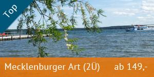 Ferienpark Heidenholz Wochenende Mecklenburger Art
