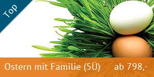 Ferienpark Heidenholz Ostern mit Familie
