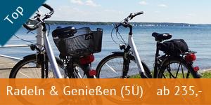 Ferienpark Heidenholz Radeln und Geniessen