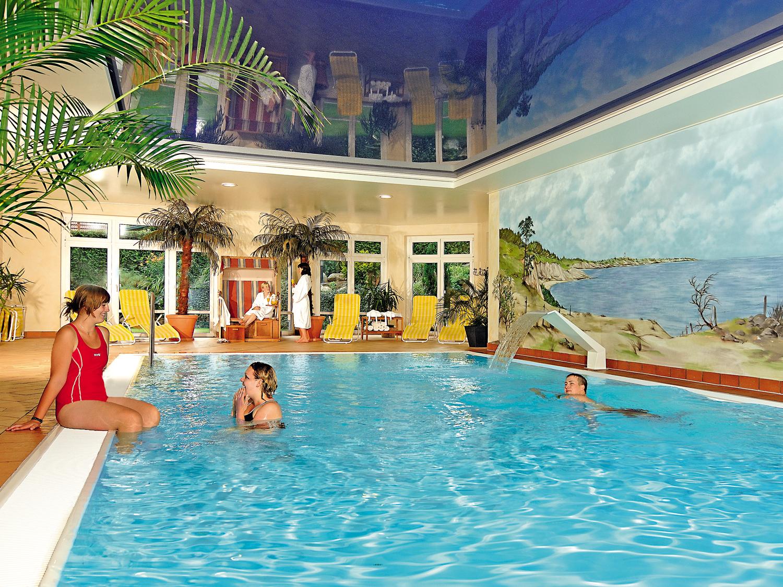 Ferienpark Heidenholz Schwimmbad