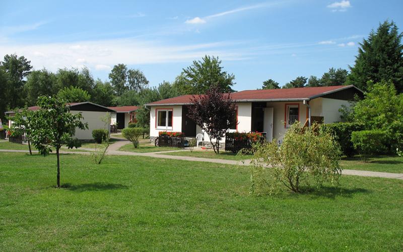 Ferienpark Heidenholz Terrassenhaus Typ 2