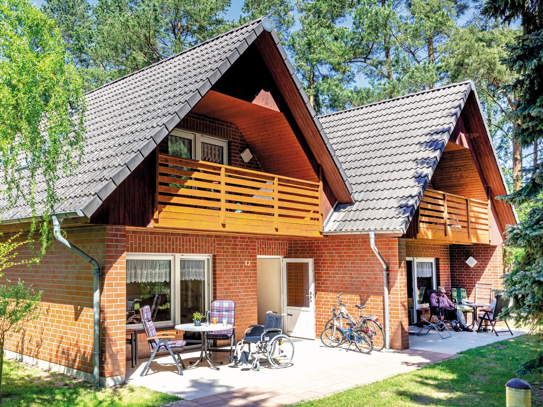 Ferienpark Heidenholz barrierefrei wohnen