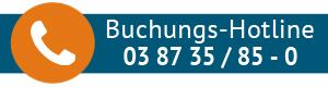 Ferienpark Heidenholz Buchungs-Hotline 038732-850